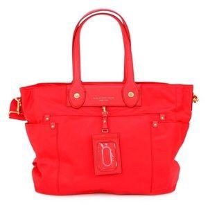 Marc by Marc Jacobs Cambridge Red Shoulder Bag!
